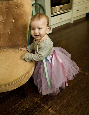 Liv's little Tutu 10 month