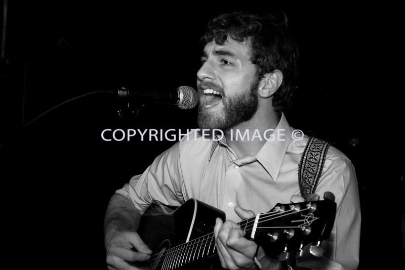 Michael Corwin, Frankie's Innercity, Toledo, Ohio, 2/13/09