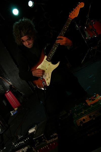 Nico Vega, Frankie's Inner City, Toledo, Ohio, Oct. 14, 2009