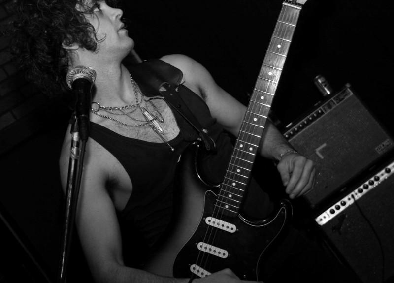 Nico Vega, The Summit, Columbus, Ohio, October 16 2009