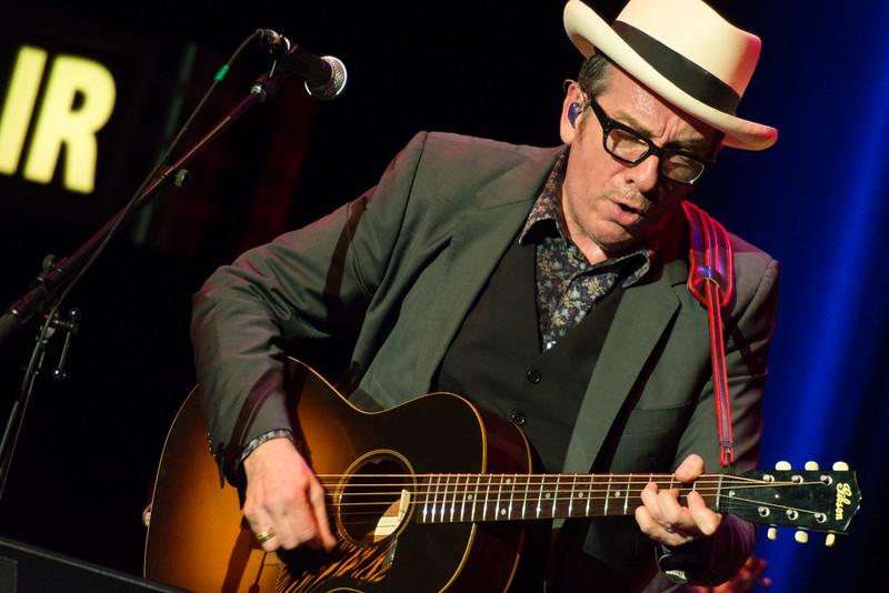 Elvis Costello, Wilmington DE, 2014.