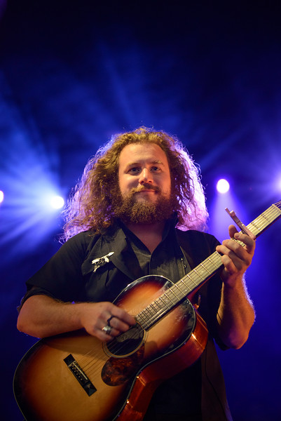 Jim James, My Morning Jacket, Camden NJ, 2013.