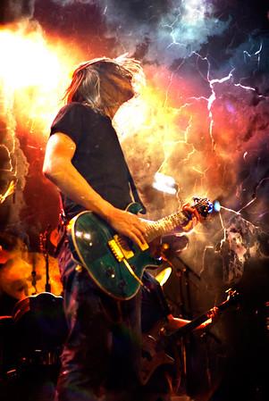 Steven Wilson, Porcupine Tree, Philadelphia, PA, 2007.