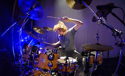 Marco Minnemann, Steven Wilson Band, Philadelphia PA, 2013.
