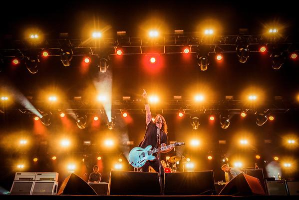 Foo Fighters, Dover DE, 2014. (Not For Sale).