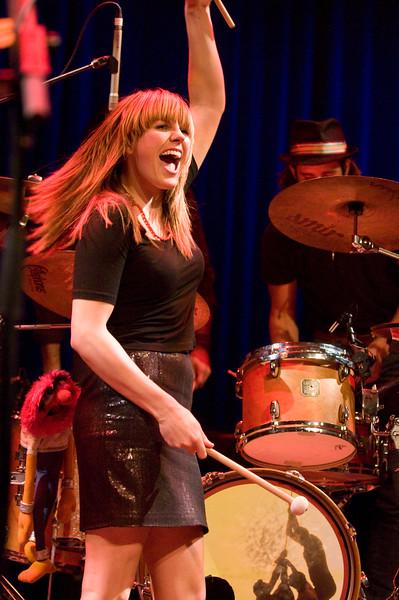 Grace Potter, Wilmington DE, 2008.