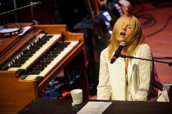 Grace Potter, WIlmington DE, 2012.