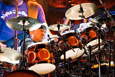 Neil Peart, Rush, Philadelphia, PA, 2007.