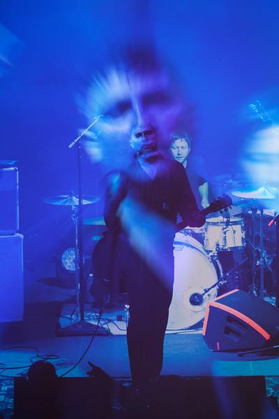 Greg Dulli, The Afghan Whigs, Philadelphia, PA, 2014.