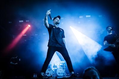 Bury Tomorrow at Tons Of Rock 2019
