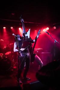 Cult Of Doom at Flytten Pub