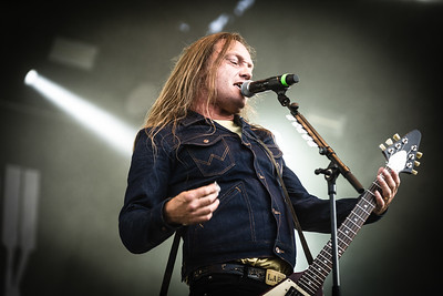 D.A.D. Performing at Norway Rock 2019