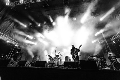 Dark Side Of The Wall performing at Norway Rock 2019