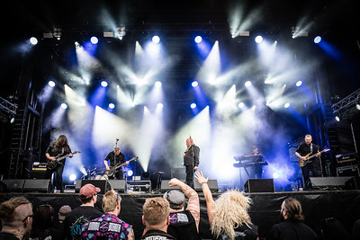 Green Carnation at Norway Rock 2019