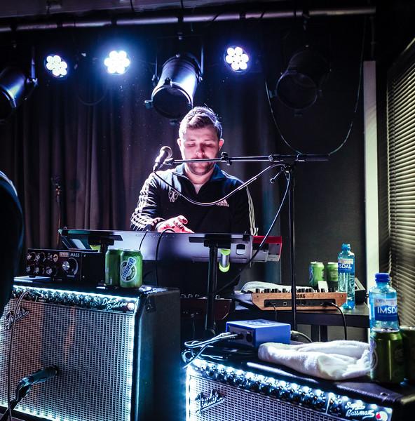 Performing at MiniGeddon 2021