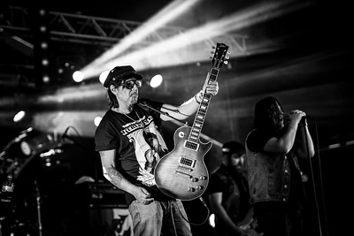 Phil Campbell and The Bastard Sons at Norway Rock 2019