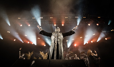 Powerwolf at Tons Of Rock