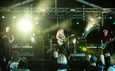 Sassy Kraimspri at NorwayRock 2019