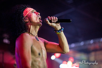 Velcro Pygmies at the Country Club 8-2-18