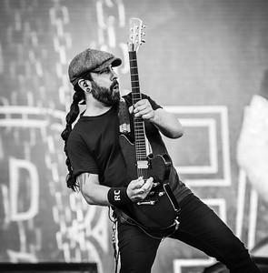 Volbeat at Tons Of Rock 2019