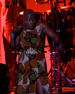Angelique Kidjo at the Westhampton Beach Performing Arts Center, 26 June 2010.