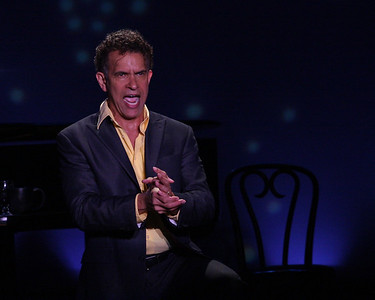 Brian Stokes Mitchell at the Westhampton Beach Performing Arts Center, 02 July 2011.