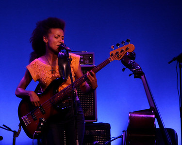 Esperanza Spalding at the Westhampton Beach Performing Arts Center, 18 June 2010.