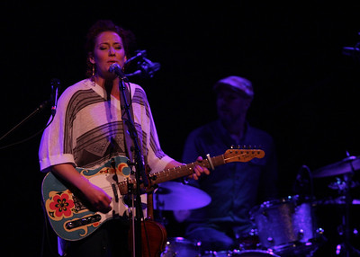 Kathleen Edwards at the Westhampton Beach Performing Arts Center, 04 May 2012.