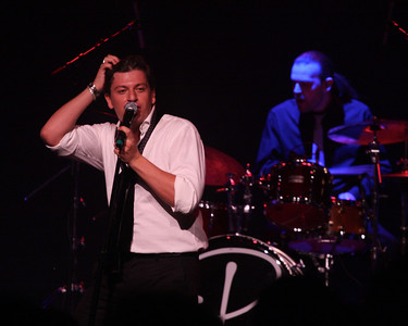 Patrizio Buanne at the Westhampton Beach Performing Arts Center, 26 May 2012.