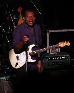The Robert Cray Band at the Westhampton Beach Performing Arts Center, 20 March 2010.