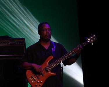The Taj Mahal Trio at the Westhampton Beach Performing Arts Center, 04 June 2010.