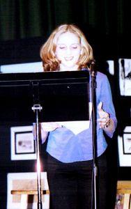Poet's Cafe '02 -- Me