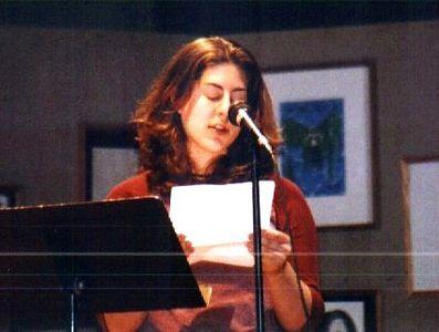 Poet's Cafe '01, Laina.