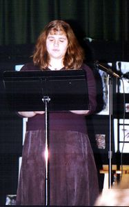 Poet's Cafe '02 -- Natalie Rose