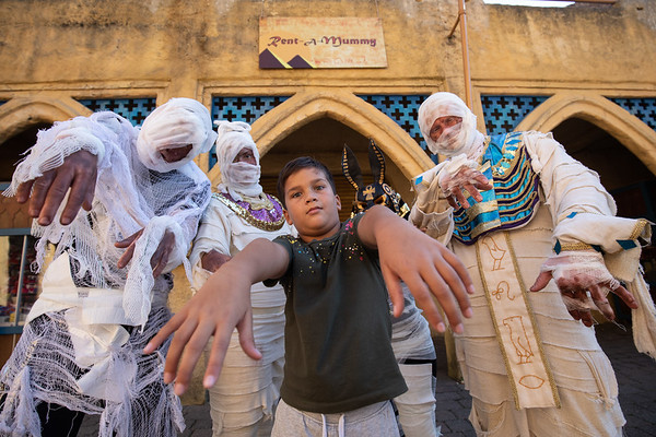 03/10/18 - CHESSINGTON LAUNCHES EXCLUSIVE RENT-A-MUMMY SERVICE THIS HALLOWEEN