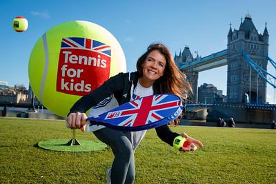 05/04/18 TENNIS FOR KIDS RETURNS FOR 2018