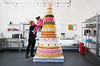 Tate & Lyle® celebrates 140 years of sugar refining in London with giant commemorative cake