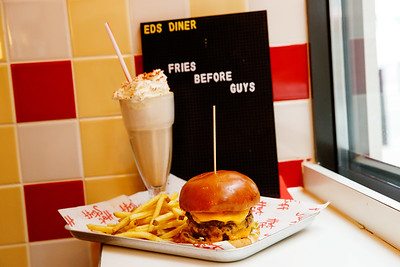 08/02/18 Ed's Diner launches chilli and chocolate aphrodisiac milkshake