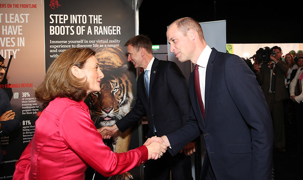 11/10/18 - London Illegal Wildlife Trade Conference 2018