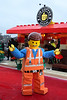 THE LEGO® MOVIE 2 Opens LEGO Cafe in Support of UNICEF UK - London - 1st Feb 2019