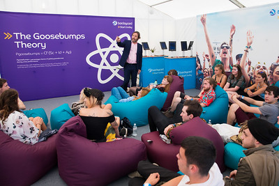 11/9/18 Barclaycard - Goosebumps are good for your health - Reading Festival 2018