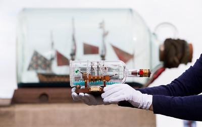 1/2/18 - LEGO Ideas: Ship in a Bottle launch