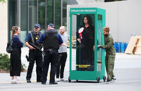 12/7/18 Paddy Power - Oprah versus Trump