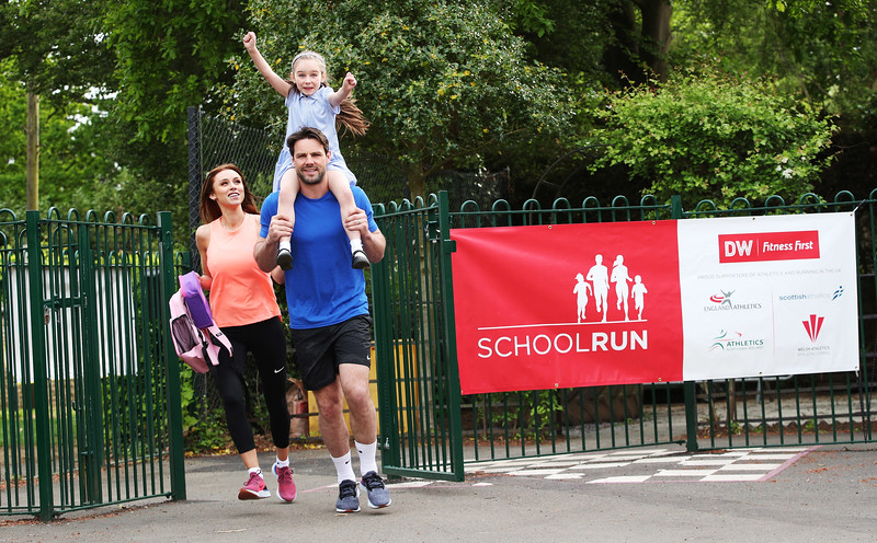 DW Fitness First launches new campaign designed to get the UK's families moving more together