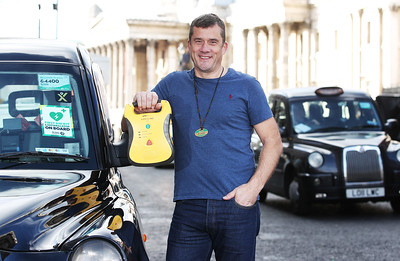 14/11/17 - LONDON CABBIES TO BECOME LIFE-SAVERS
