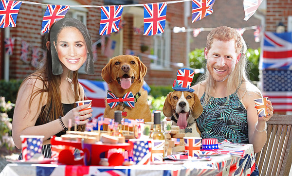 15/5/18 - Freshpet - World's First Canine Royal Wedding Street Party