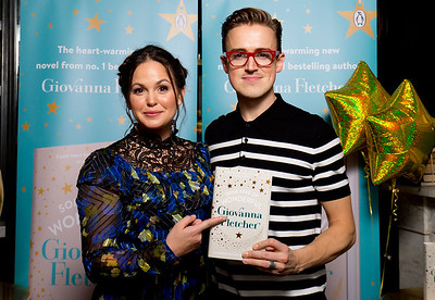 16/11/17 - Giovanna Fletcher book launch for Some Kind of Wonderful