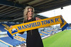 Carolyn Radford CEO of Mansfield Town Football Club pictured at The One Call Stadium - Formerly Field Mill - the home of Mansfield Town FC<br /> Pictures by Phil Oldham/PinPep Media