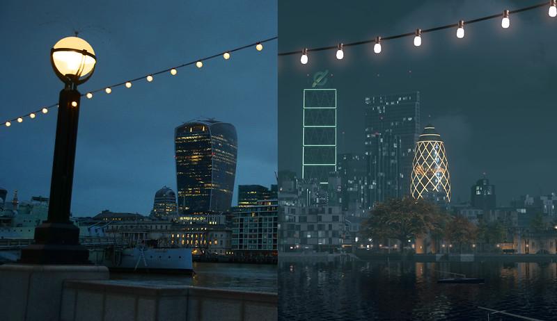 NVIDIA : Virtual London Gallery