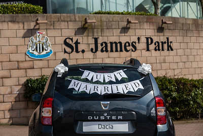 18/04/18 Dacia - Rugby League - Magic Weekend - Wedding Competition